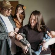 brittney mason family photo